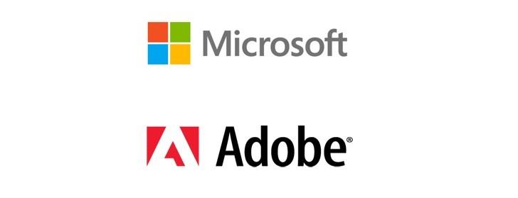 Microsoft en Adobe patchen bugs